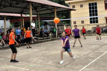 Bắc Sơn: Lan tỏa phong trào thể thao quần chúng