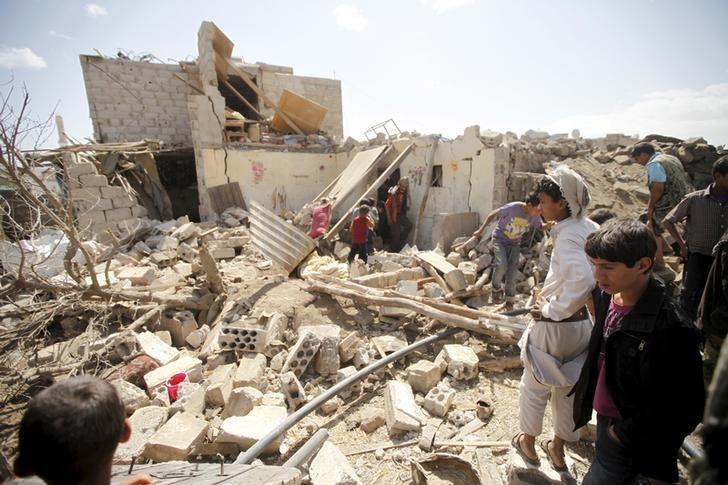 Houthi tuyên bố ngừng tấn công tên lửa vào liên quân A-rập