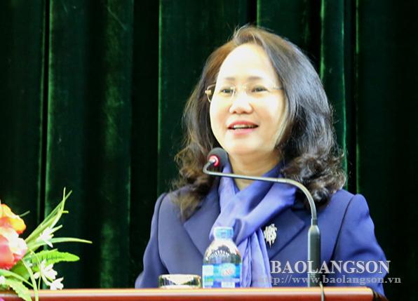 Tỉnh ủy Lạng Sơn lấy ý kiến về công tác cán bộ