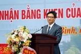 Phó Thủ tướng Vũ Đức Đam 'đặt hàng' Trường ĐH Y Dược Thái Bình