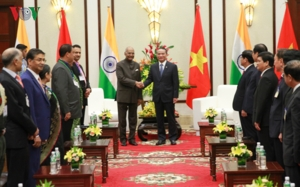 Tổng thống Ấn Độ Ram Nath Kovind thăm thành phố Đà Nẵng