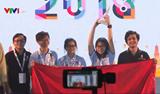 Việt Nam đoạt giải cao Cuộc thi sáng tạo robot toàn cầu 2018