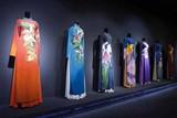 Tôn vinh áo dài tại 'Không gian Di sản văn hóa Việt Nam 2018'
