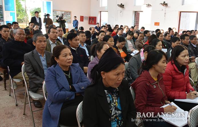 Ông Võ Trọng Việt, Chủ nhiệm Ủy ban Quốc phòng – An ninh của Quốc hội, Đại biểu Quốc hội (ĐBQH) tỉnh Lạng Sơn trả lời kiến nghị của cử tri