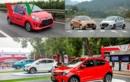 So sánh các trang thiết bị giữa VinFast Fadil, Toyota Wigo và Hyundai i10