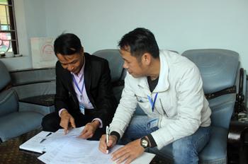 Đình Lập: Đẩy mạnh công tác dân vận chính quyền