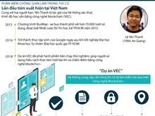 Phần mềm chống gian lận trong thi cử đầu tiên của Việt Nam