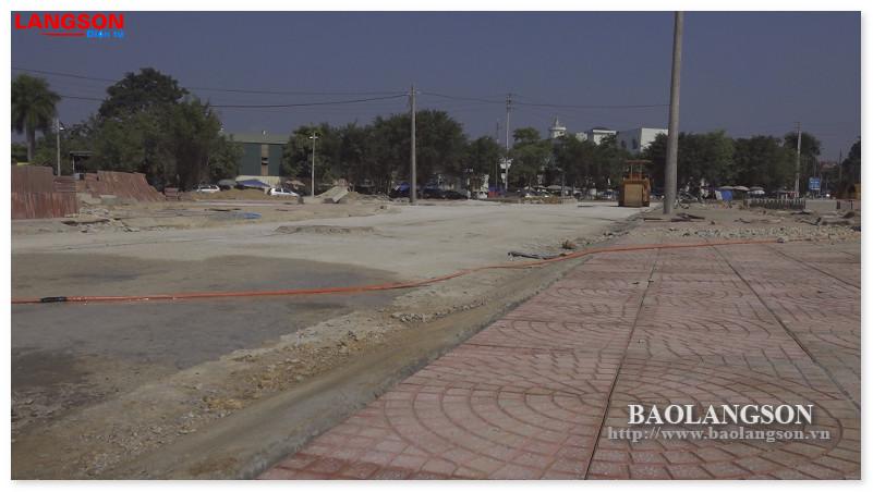 Khu tái định cư Tam Thanh: Hoàn thành trên 90% khối lượng thi công