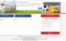 Hàng nghìn người trên mạng đợi thanh toán vé Việt Nam vs Philippines