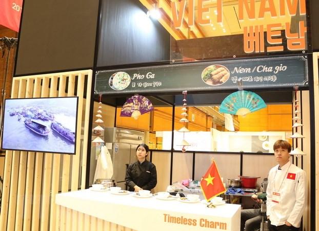 Việt Nam tham gia Lễ hội ẩm thực ASEAN 2018 ở Hàn Quốc
