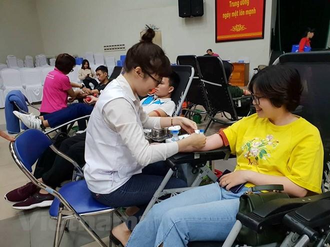 Cần 90.000 đơn vị máu để phục vụ nhu cầu cấp cứu và điều trị