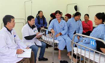 Bệnh  viện Y học cổ truyền: Kết hợp hiệu quả giữa y học cổ truyền và y học hiện đại