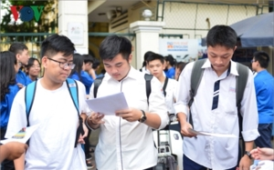 Thi THPT Quốc gia 2019: Sẽ đánh phách điện tử phiếu trắc nghiệm