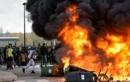 Toàn cảnh cuộc biểu tình nghiêm trọng tại Pháp