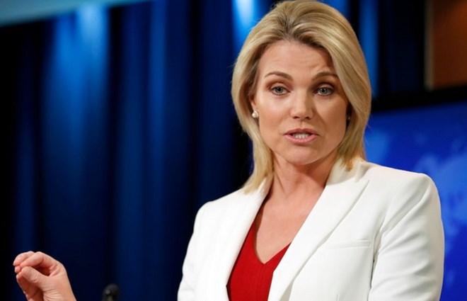 Nữ phát ngôn viên Heather Nauert sẽ là Đại sứ Mỹ tại Liên hợp quốc