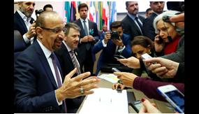 OPEC nhất trí cắt giảm sản lượng dầu