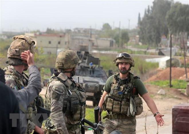 Thổ Nhĩ Kỳ đề nghị Mỹ dỡ bỏ các trạm quan sát ở miền Bắc Syria