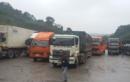 Ùn tắc giao thông ở Cửa khẩu Quốc tế Cầu Treo (Hà Tĩnh)