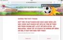 Gần 11 triệu lượt truy cập website của VFF mua vé Việt Nam - Malaysia