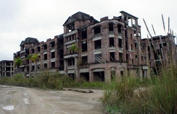 Dự án khách sạn, sân golf Hoàng Đồng: Chậm tiến độ