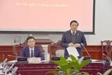 Kiểm tra tại Bộ Tư pháp về công tác thu hồi tài sản tham nhũng