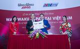 Ra mắt kênh truyền hình Nhật Bản đầu tiên được Việt hóa 100%