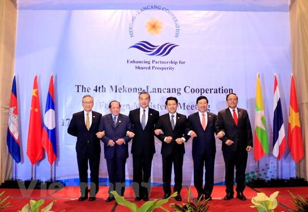 Các dự án trong khu vực Mekong-Lan Thương phải mang tính bao trùm