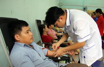 Bắc Sơn: Đi đầu trong phong trào hiến máu tình nguyện