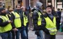 Phong trào 'Áo vàng' xuất hiện tại Canada