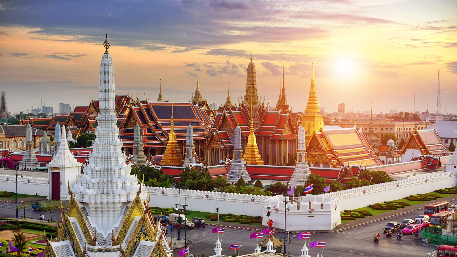 Bangkok vào danh sách 100 thành phố đắt đỏ