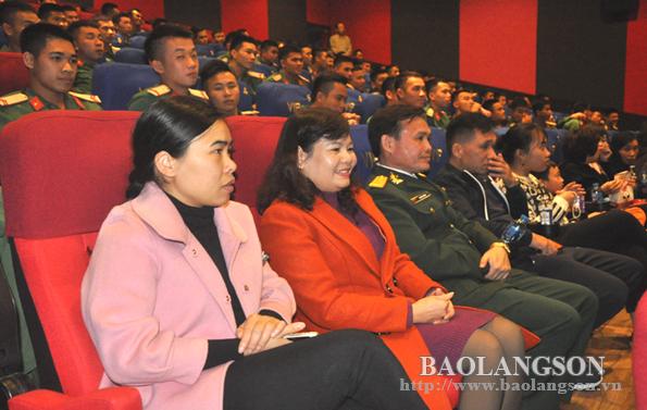 Khai mạc tuần phim kỷ niệm 74 năm Ngày thành lập Quân đội nhân dân Việt Nam