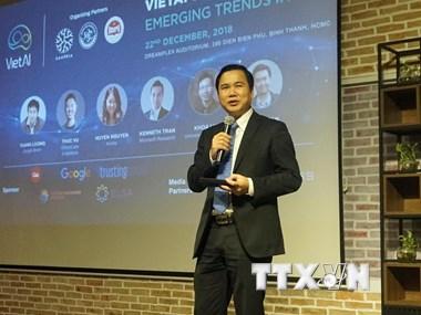 Kết nối chuyên gia xây dựng, phát triển trí tuệ nhân tạo tại Việt Nam
