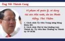 5 Ủy viên Trung ương Đảng đương nhiệm khóa XII bị kỷ luật