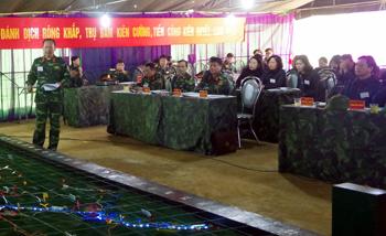 Lực lượng vũ trang thành phố Lạng Sơn: 70 năm xây dựng và trưởng thành