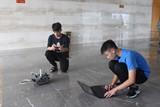 Học sinh Quảng Ninh chế tạo thành công robot dò mìn