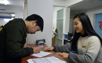 Bưu điện tỉnh: Đồng hành cải cách thủ tục hành chính