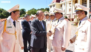 Thủ tướng biểu dương Công an tỉnh Đắk Nông