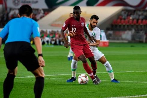 Thua 0-2 trước Qatar, Saudi Arabia phải đụng độ Nhật Bản ở vòng 1/8