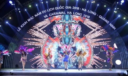 Bế mạc năm Du lịch Quốc gia 2018 Hạ Long- Quảng Ninh