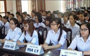 Bộ Giáo dục và Đào tạo lên tiếng về đề thi kỳ thi chọn học sinh giỏi