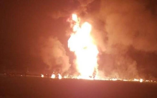 Mexico: Nổ đường ống dẫn nhiên liệu, ít nhất 20 người tử vong