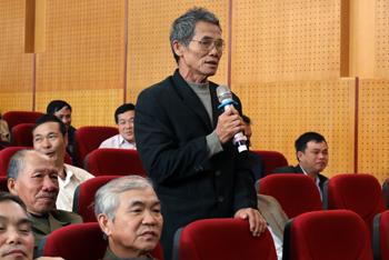 Bắc Sơn: Tăng đối thoại, tạo đồng thuận