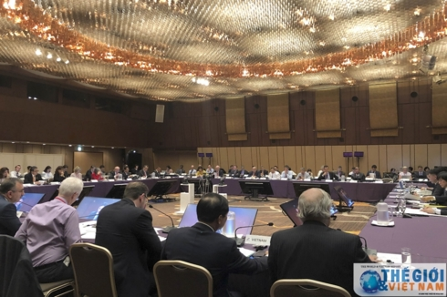 Thứ trưởng Bùi Thanh Sơn dự Hội nghị Sherpa G20 lần thứ 1 tại Nhật Bản