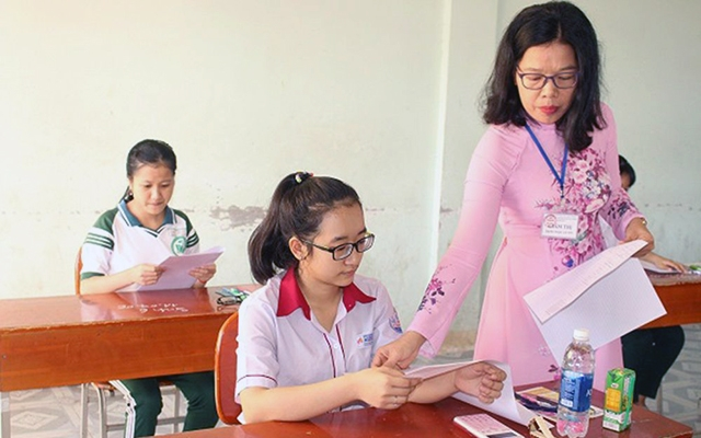 Nhiều băn khoăn trong tổ chức thi học sinh giỏi quốc gia
