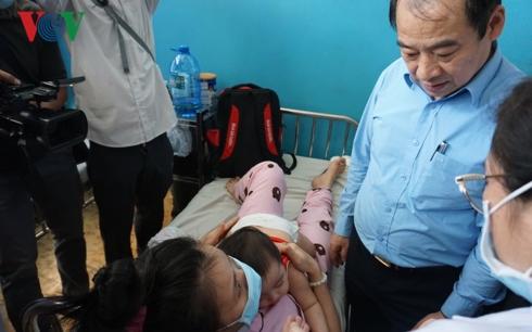 TP HCM bùng phát dịch sởi ở cả người lớn và trẻ em