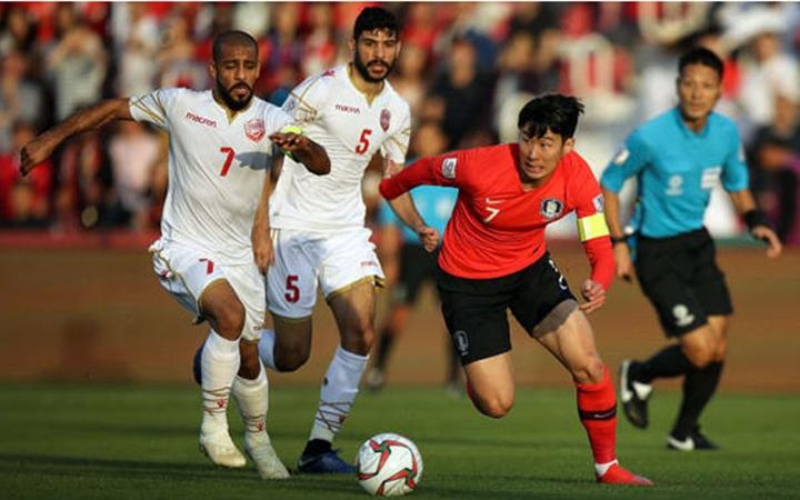 Thắng Ba-ren 2-1, Hàn Quốc thẳng tiến vào tứ kết