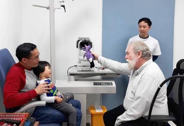 Có khoảng 3 triệu trẻ em Việt Nam bị nhược thị