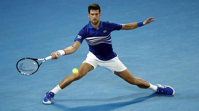 Djokovic giành vé vào tứ kết Australia mở rộng