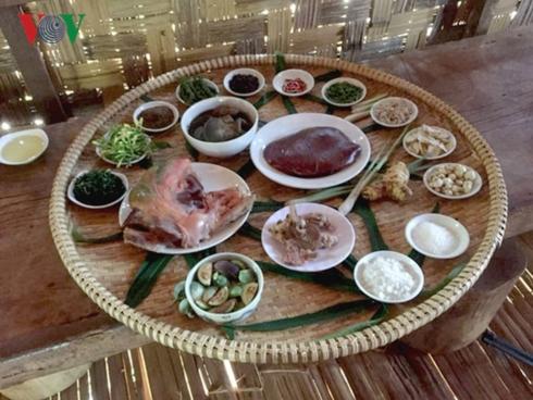 Độc đáo món vếch của người Êđê ở Đắk Lắk