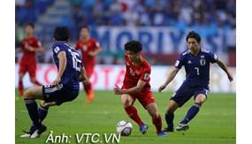 Tứ kết Asian Cup 2019: Số liệu thống kê về tuyển Việt Nam và Nhật Bản